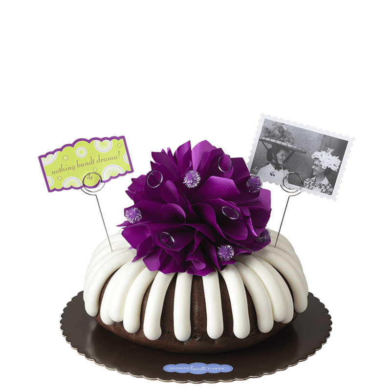 Nothing Bundt Drama Bundt Cake