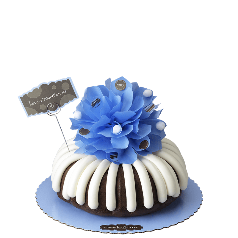 Have A 'Round' on Us Bundt Cake