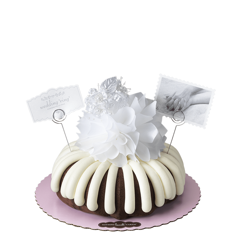 Wedding 'Ring' Bundt Cake