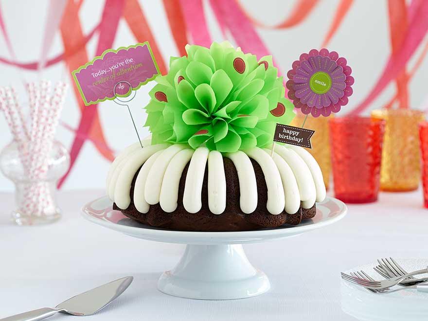 The Best Birthday Bundt Cakes Nothing Bundt Cakes